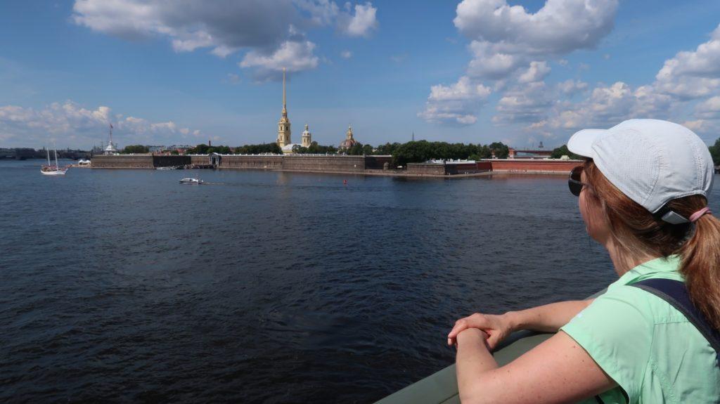 Russland das grösste Land der Erde - Sankt Petersburg