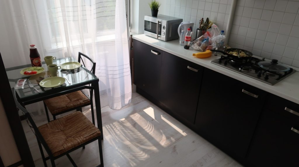 Appartment in Omsk - Russland