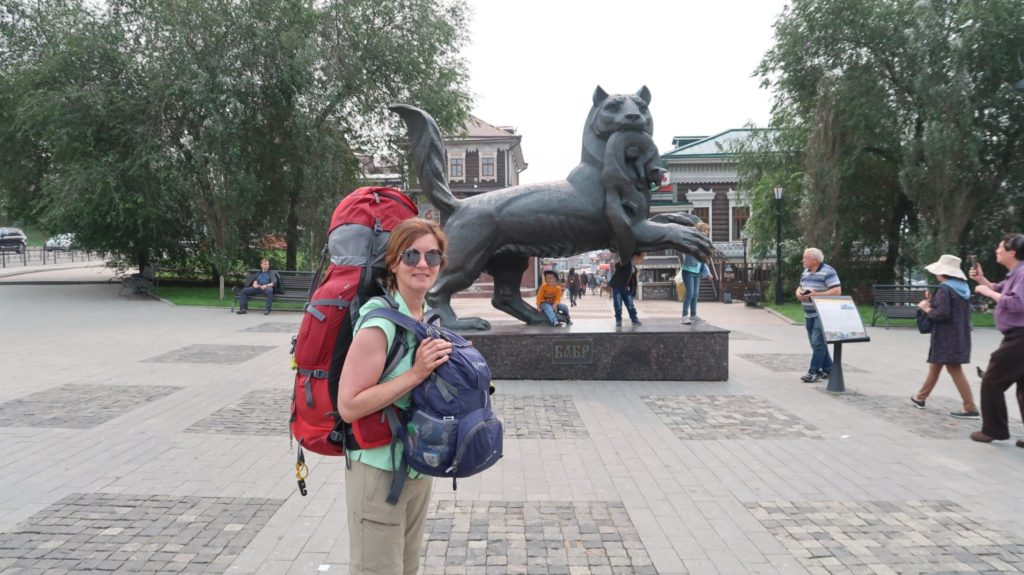 Irkutsk in Russland