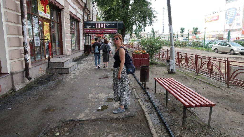 Russland - Irkust