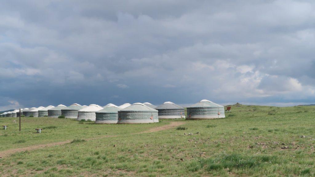 Ger Camp Mongolia