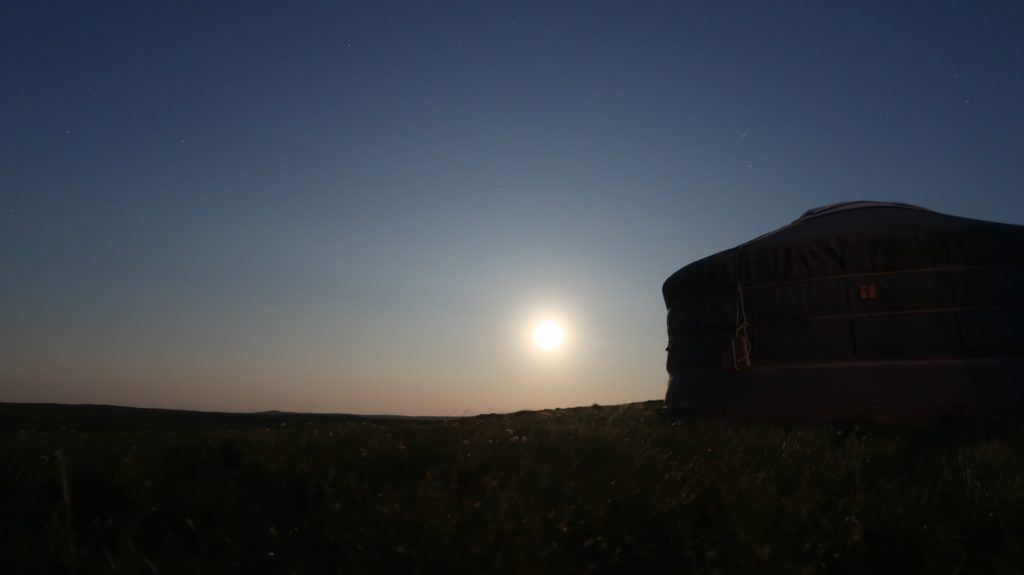 Mond Ger Camp Mongolia