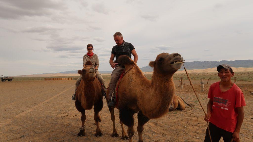 Camelriding Mongolia