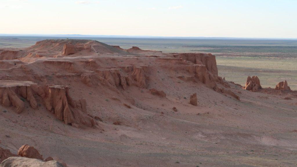 Mongolei - Flaming Cliffs
