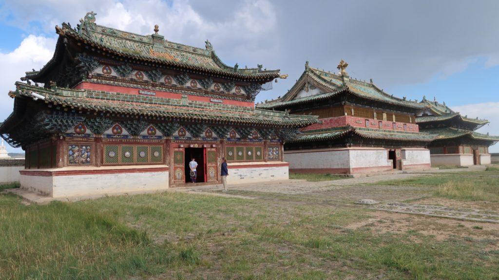 Klosterruine Erdene Zuu Mongolei