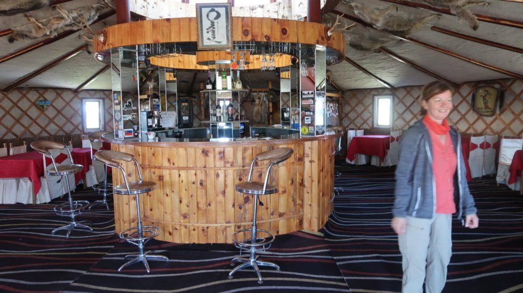 Camp und Restaurant am Taikhar Rock