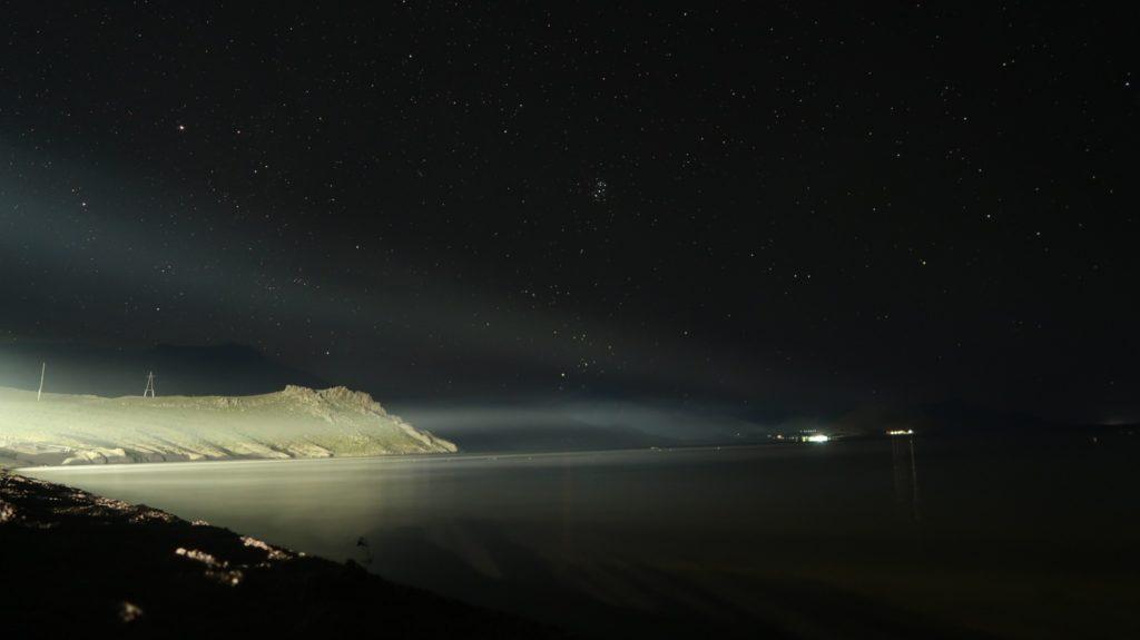 Taikhar Khangai - White Lake