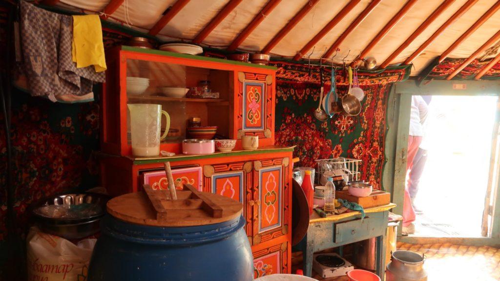 Terkh Nationalpark Mongolei