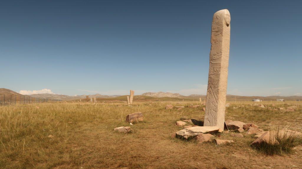 Uushig Deer Stone Mongolia