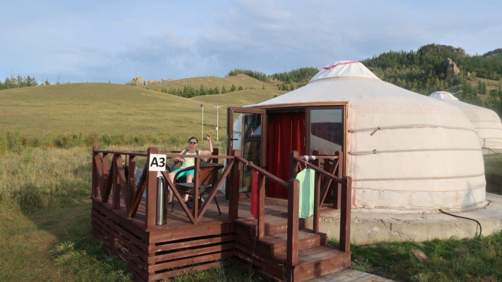 Reiseberichte aus dem Terelj Nationalpark - Mongolei