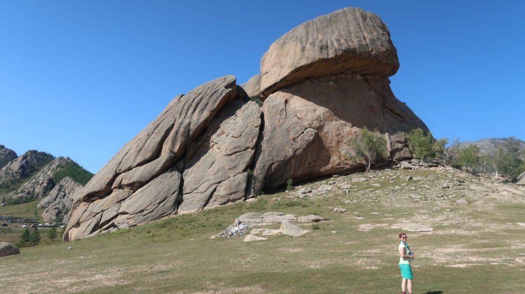 Melkhi Khad (Turtle Stone)