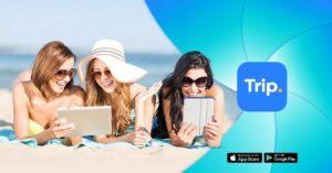 Trip.com - Eine tolle Reise App