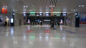 Bahnhof Liuzhou, China