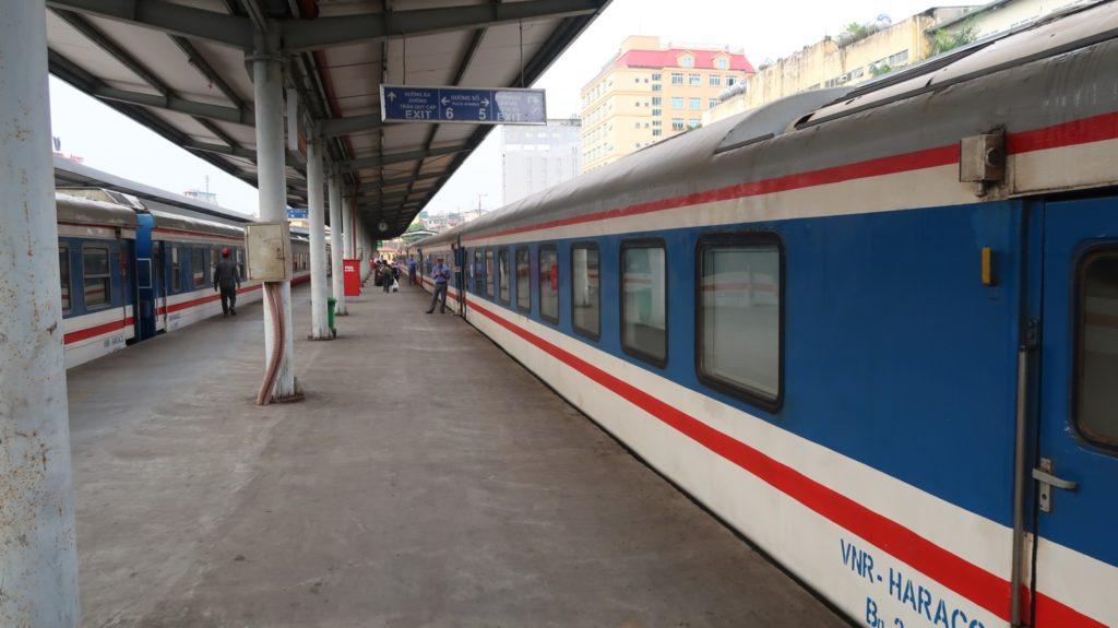 Trainstation Hanoi