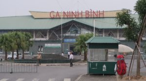 Bahnhof Vietnam