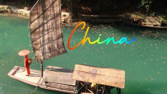 China – 2.Einreise – Guilin, Longsheng, Zhangjiajie (Avatar)