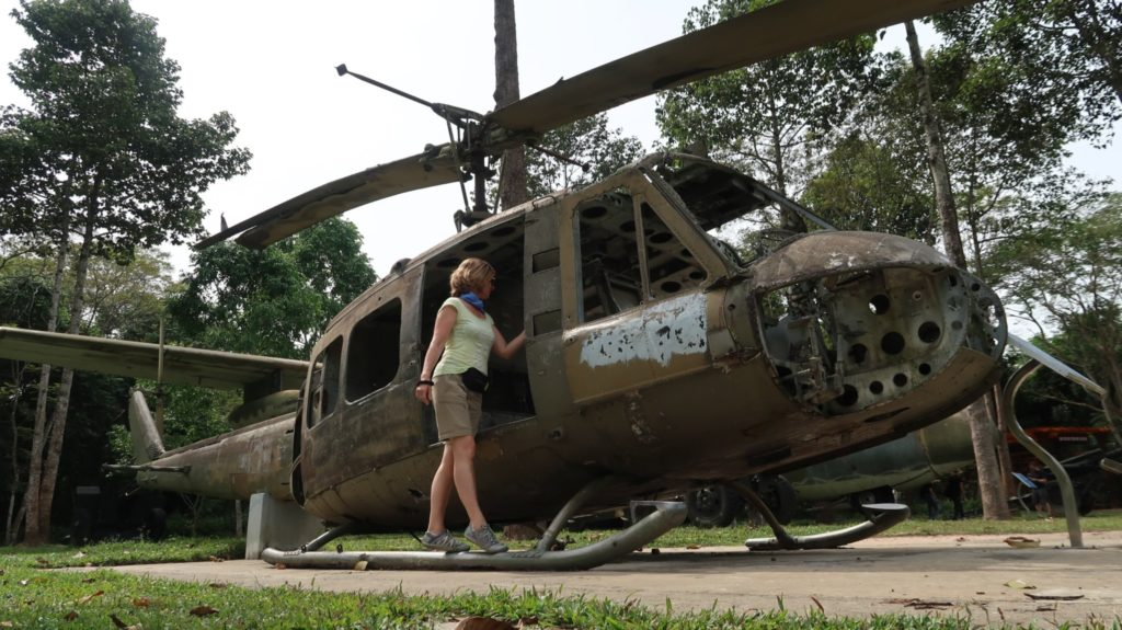 Helicopter Vietnam