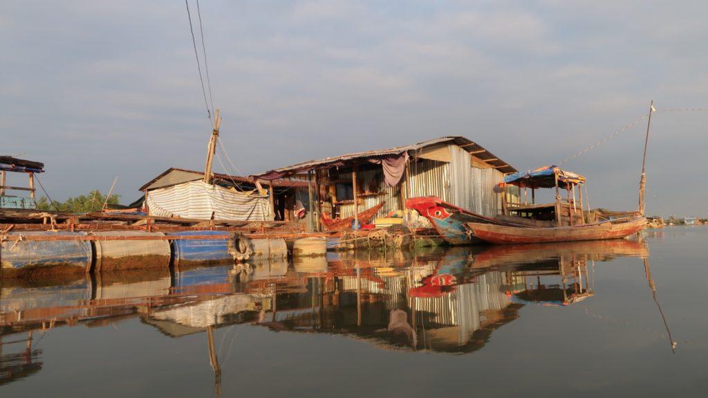 Fishfarm Mekong Viet Nam