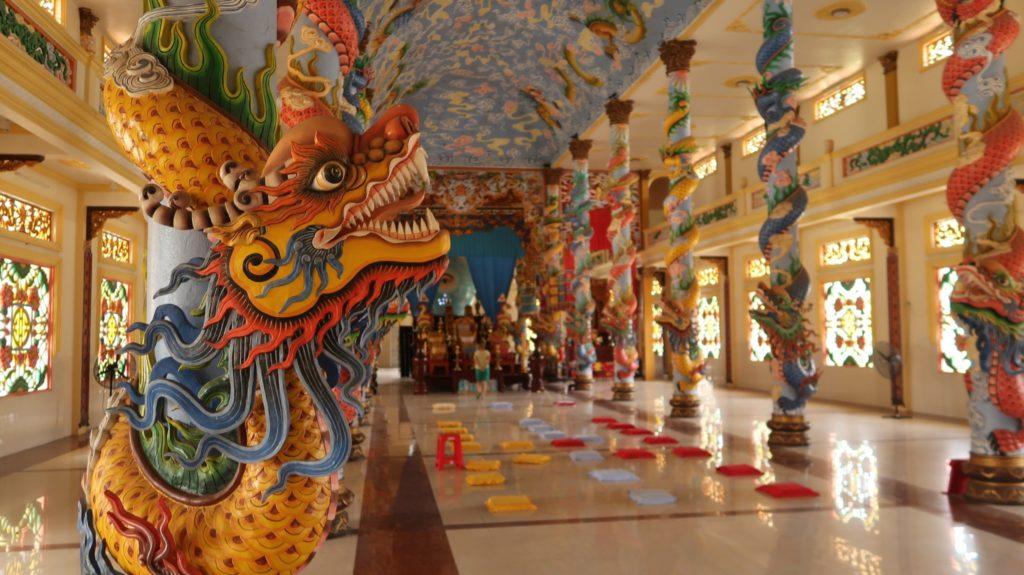 Temple Viet Nam