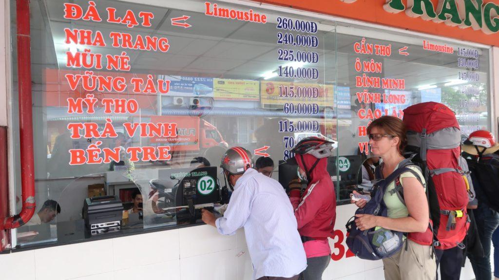 HMC Vietnam Busstation