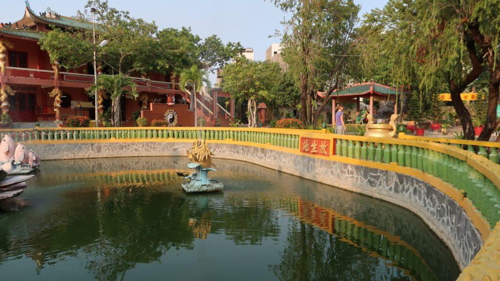 Vung Tau - Vietnam Tempelbesuch