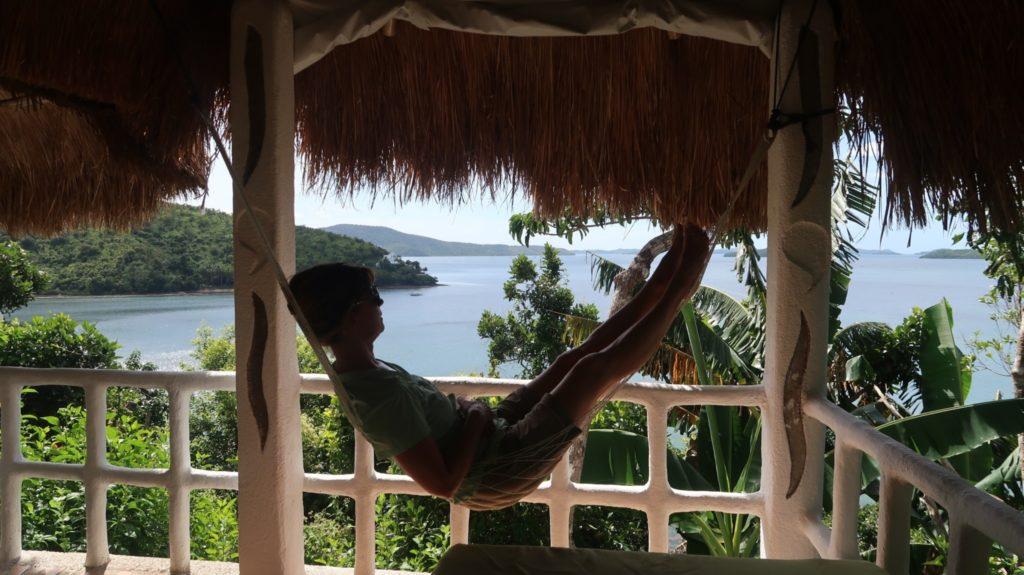 Ruhe und Entspannung auf den Philippinen, Busuanga