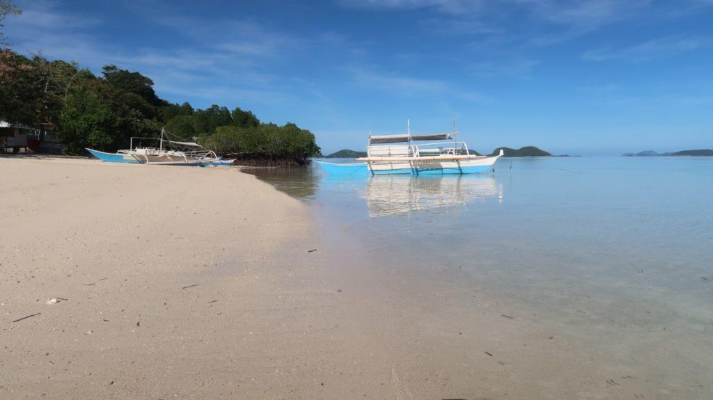 Inseln um Palawan, Philippinen