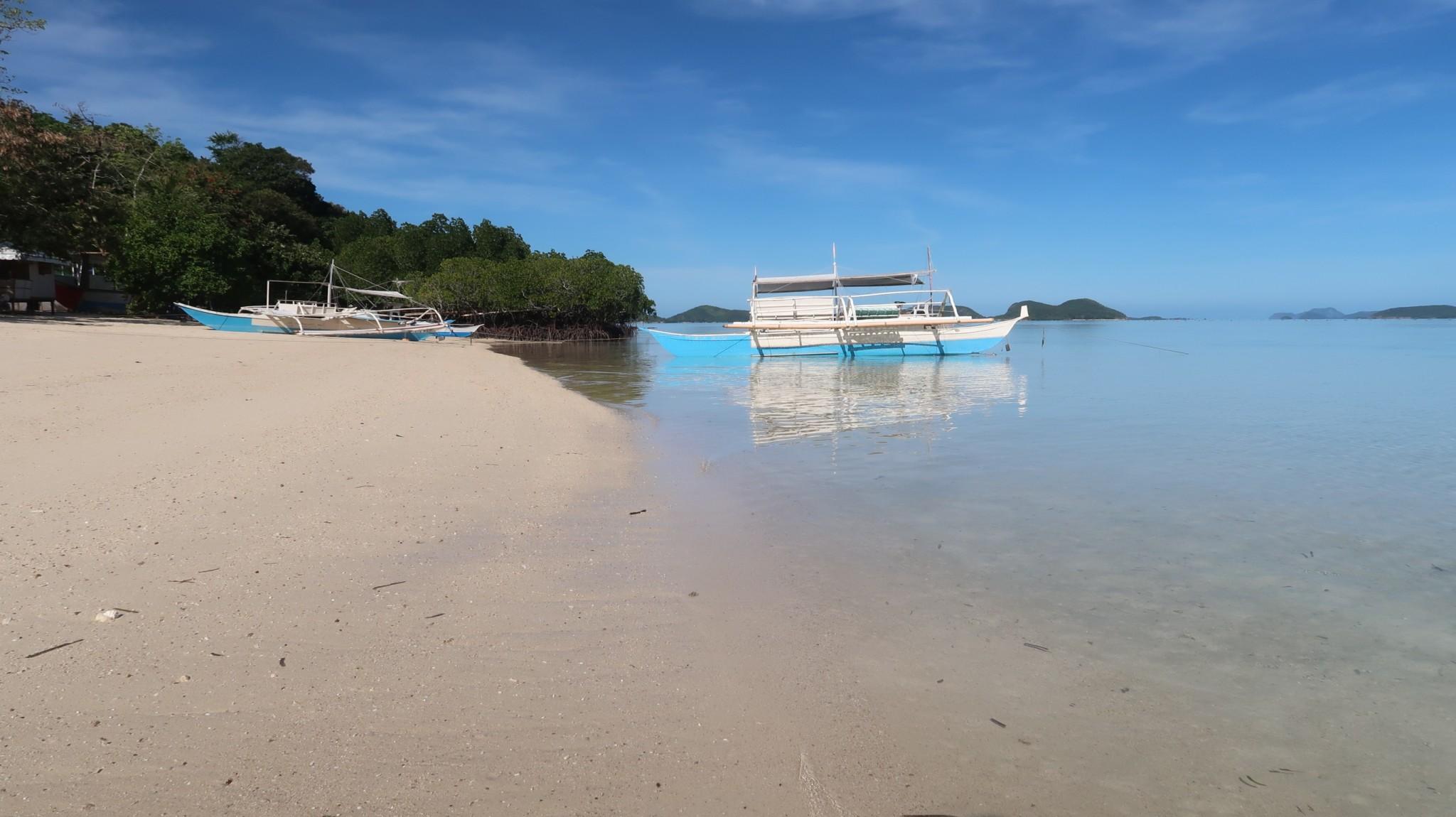 Inseln um Palawan