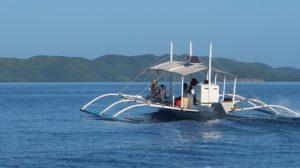 Boote Palawan