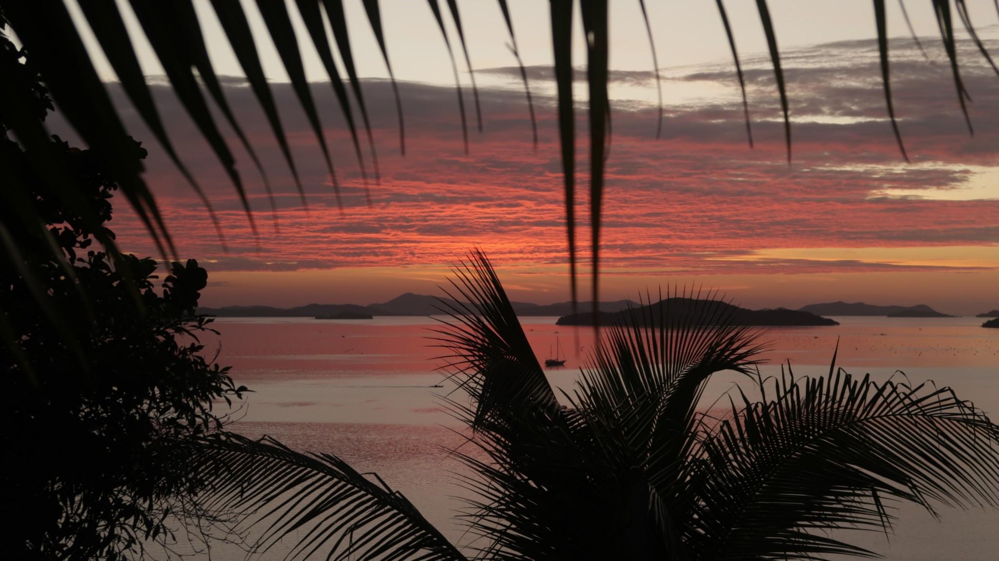 Sunset Palawan