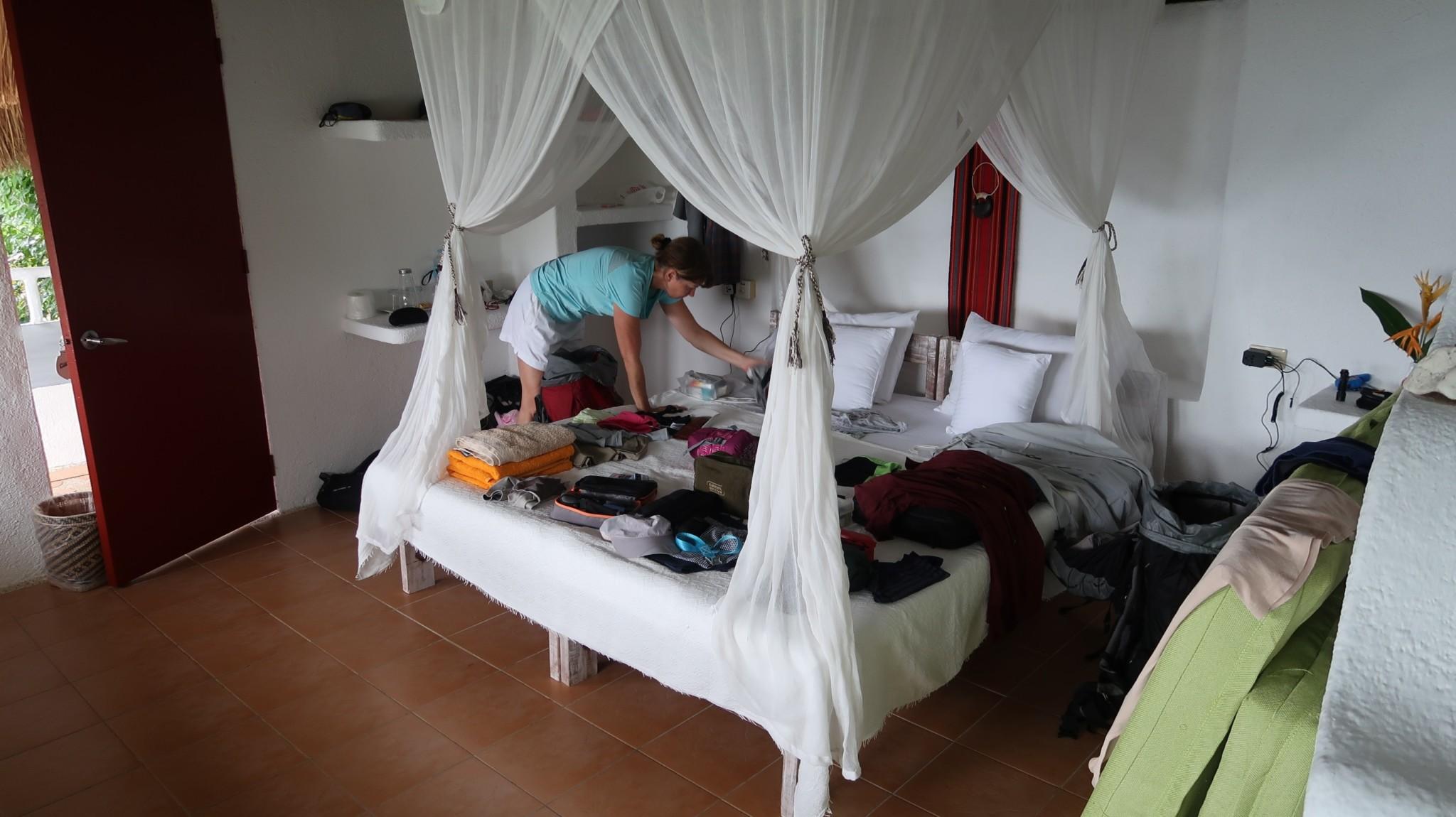 Taifun Vorbereitungen Philippinen