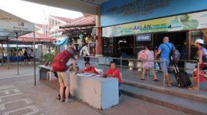 Fähre nach Boracay