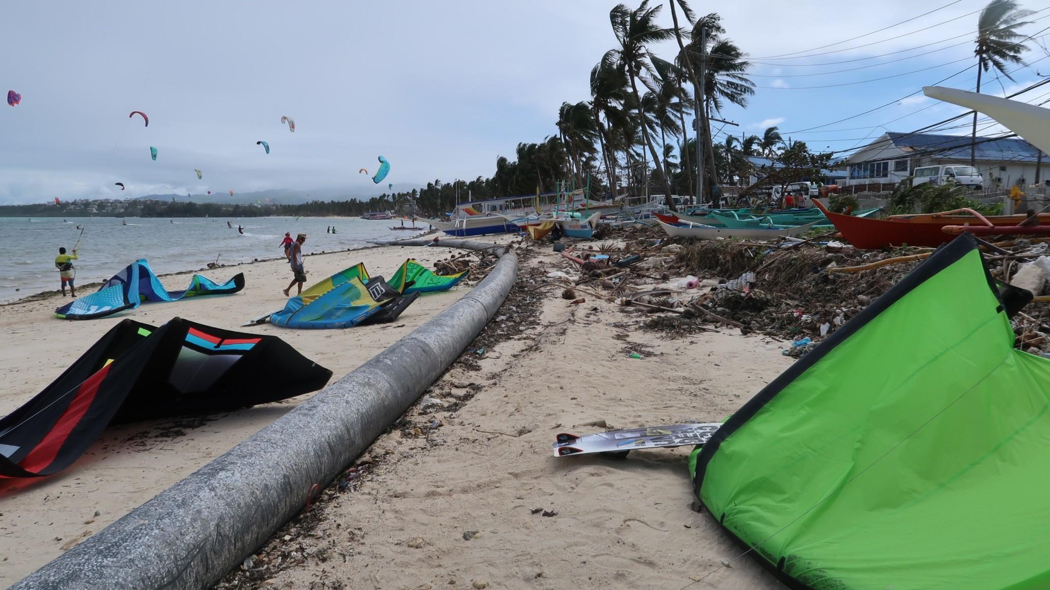 Boracay Chaos Beach Bulabog