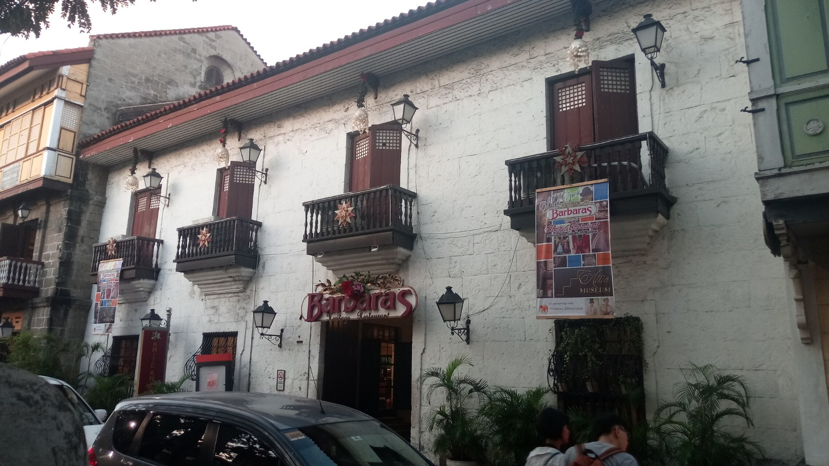 Phillipienen - Manila