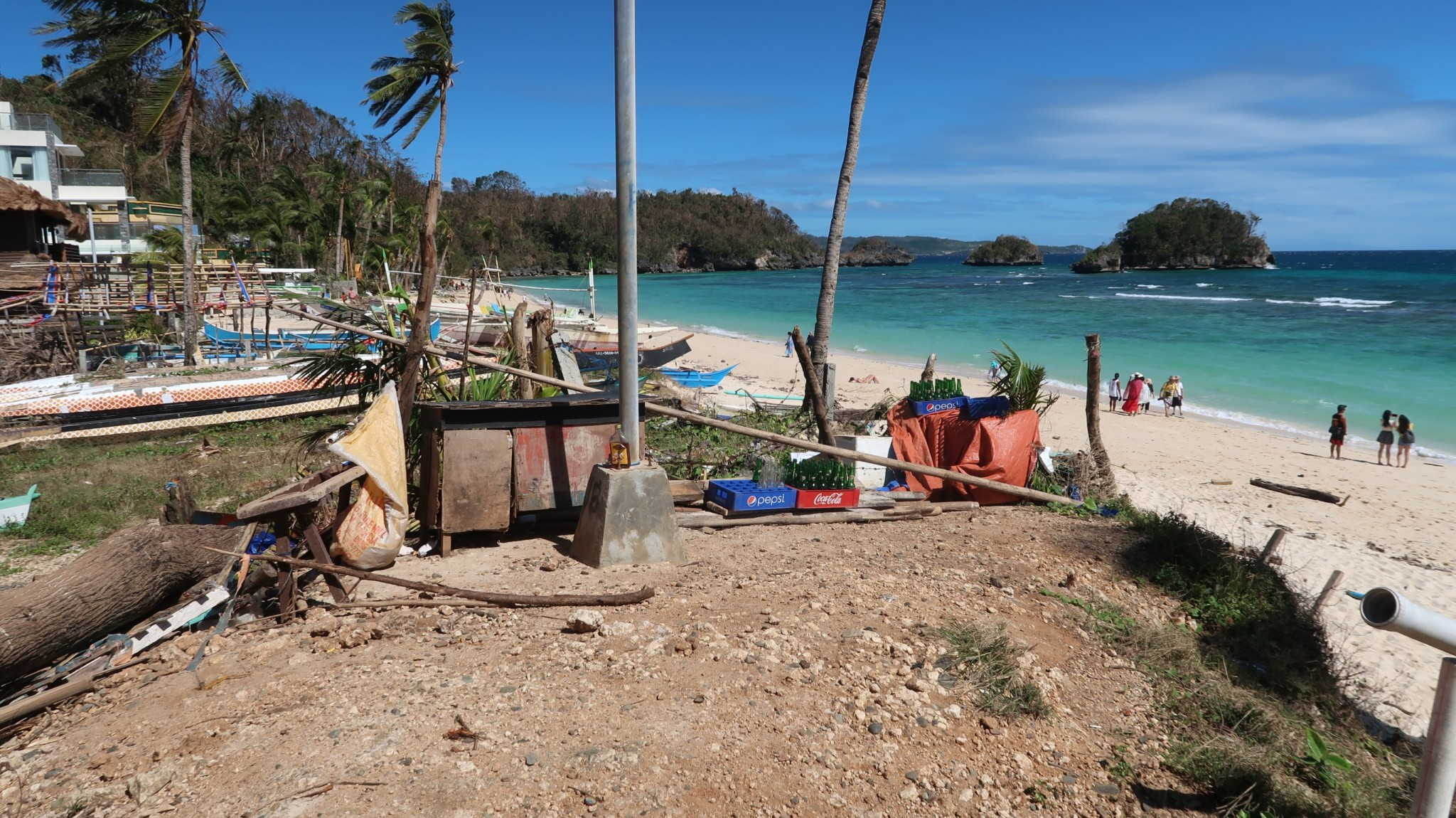 Ilig-Iligan Beach Boracay Filipino