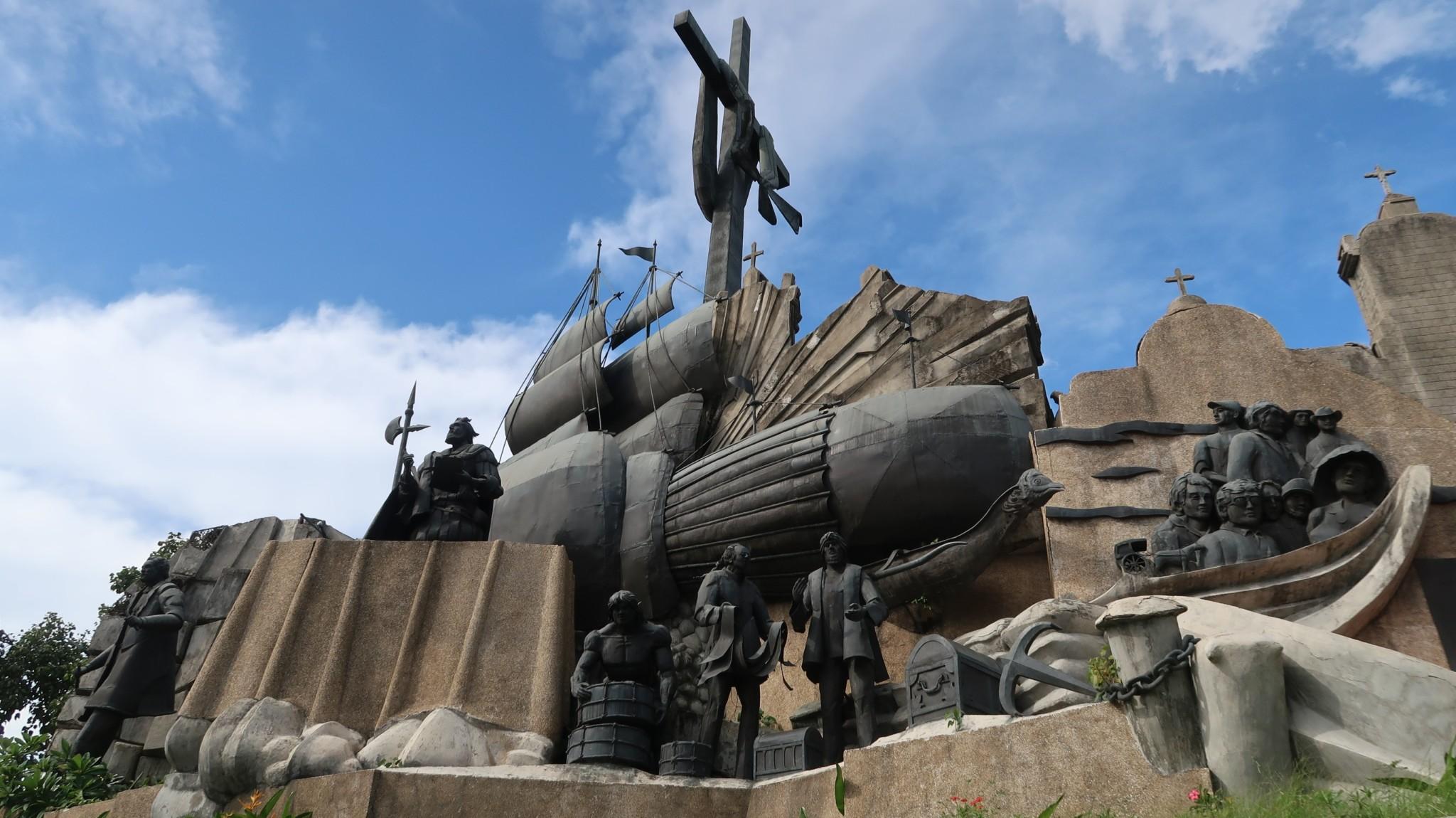 Heritage of Cebu Monument Cebu City