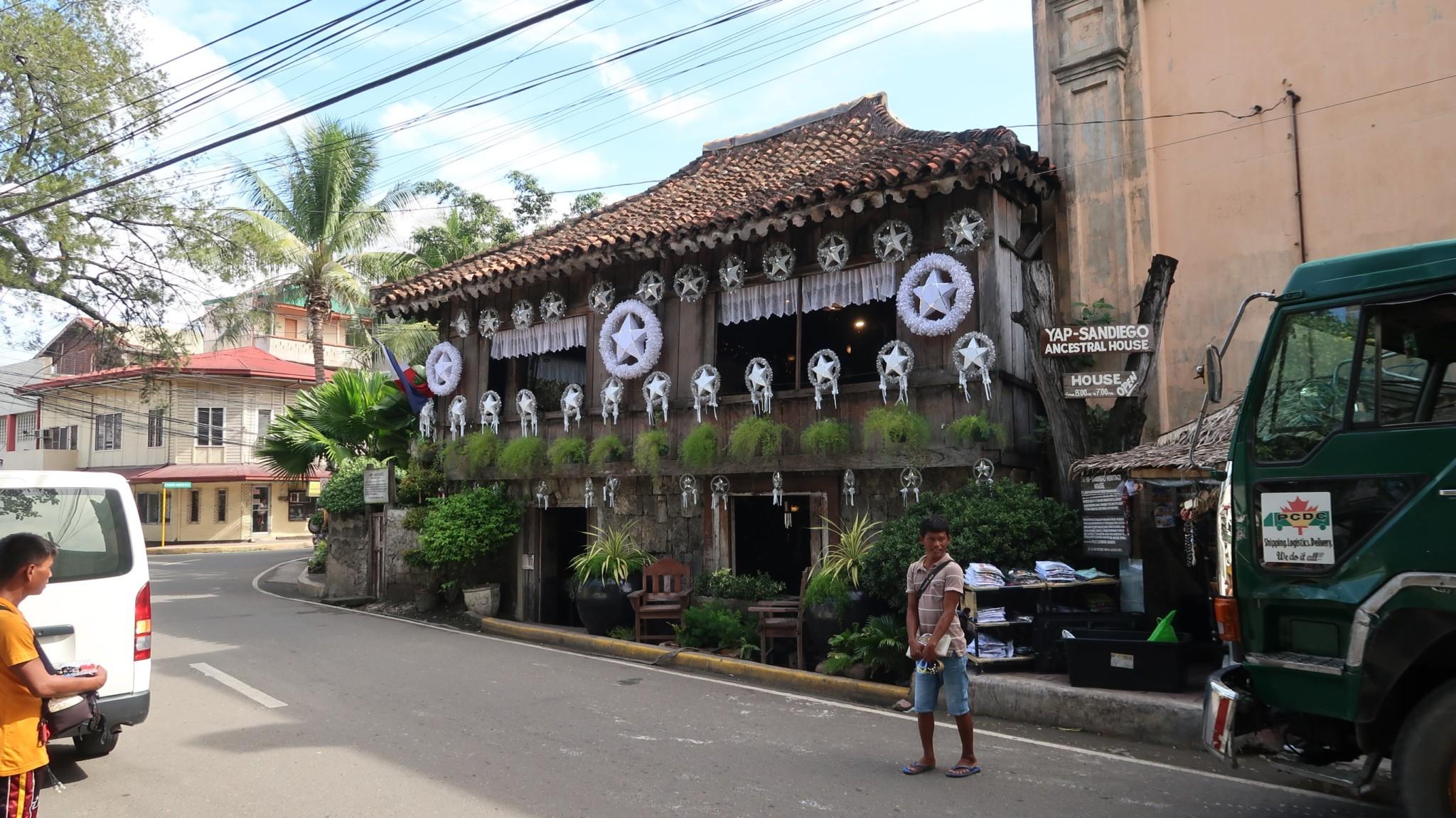Yap-Sandiego Ancestral House Cebu City