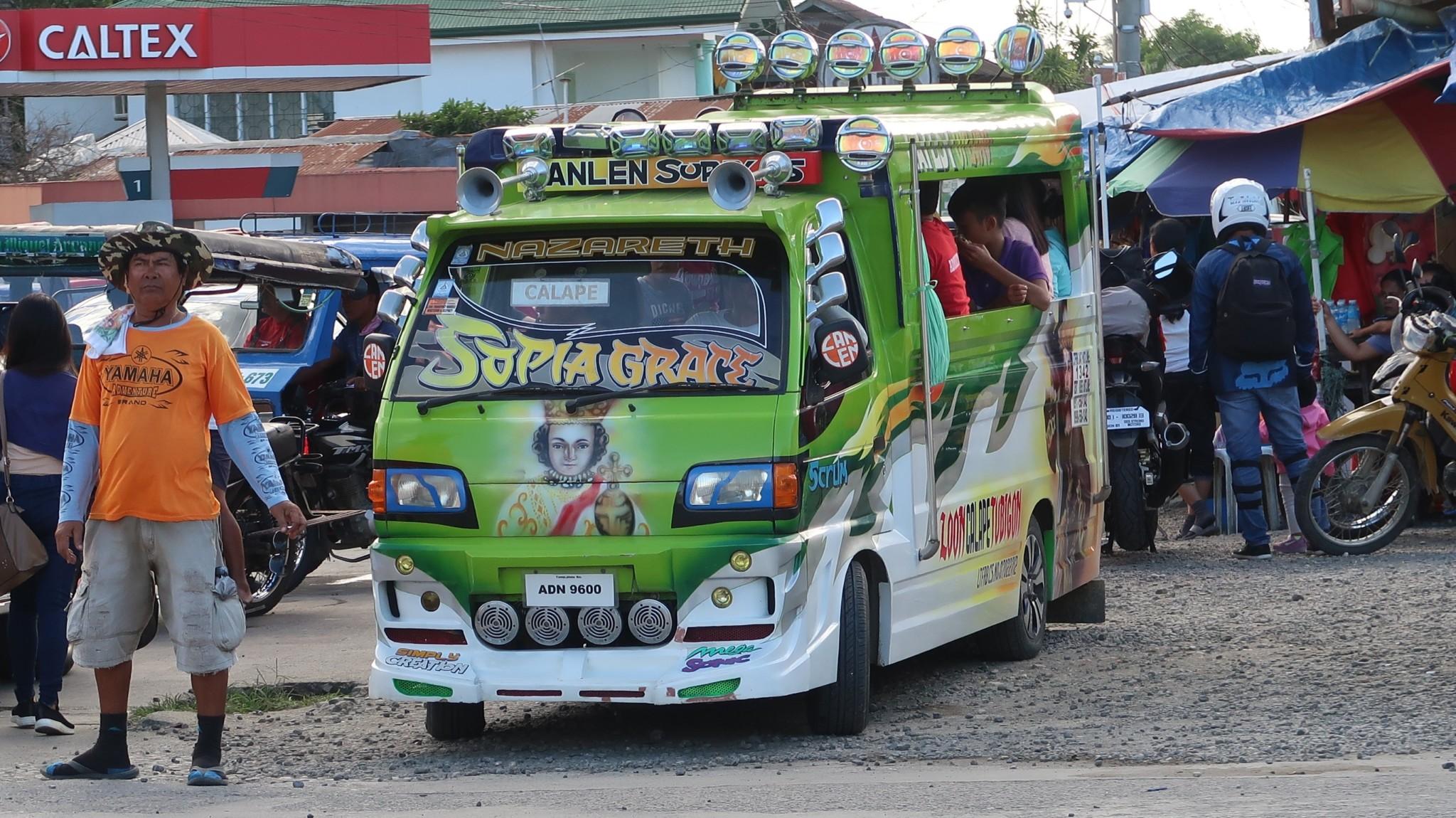 Yeepnes Bohol Philippinen