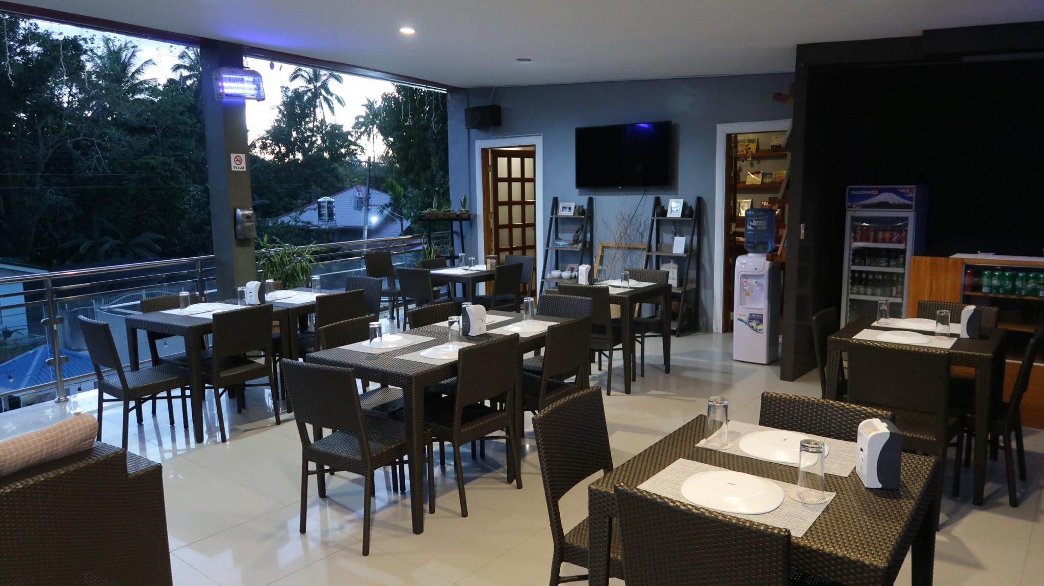 Restaurant Gonzala Suites