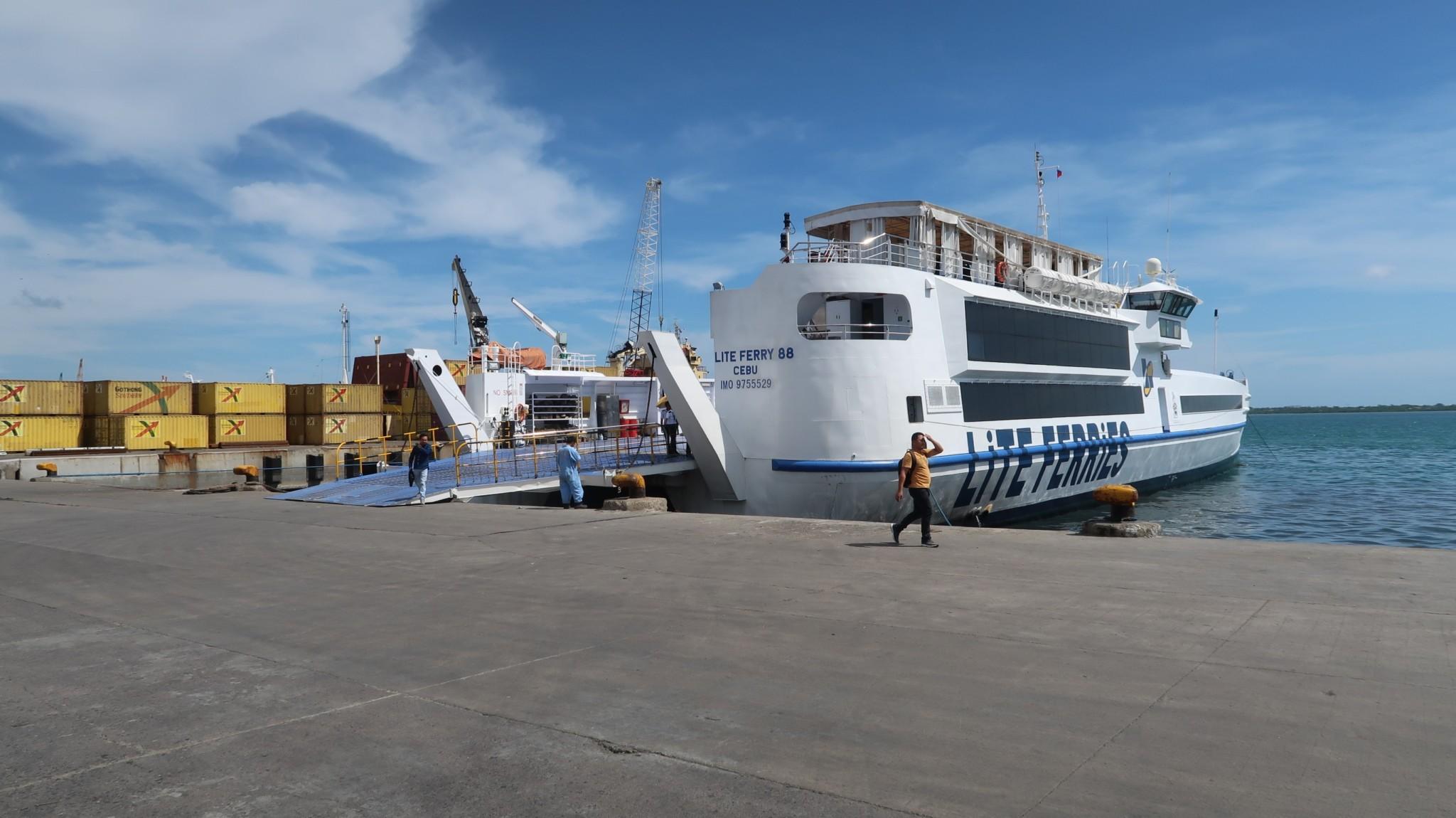 Lite Ferry Cebu Tubigon