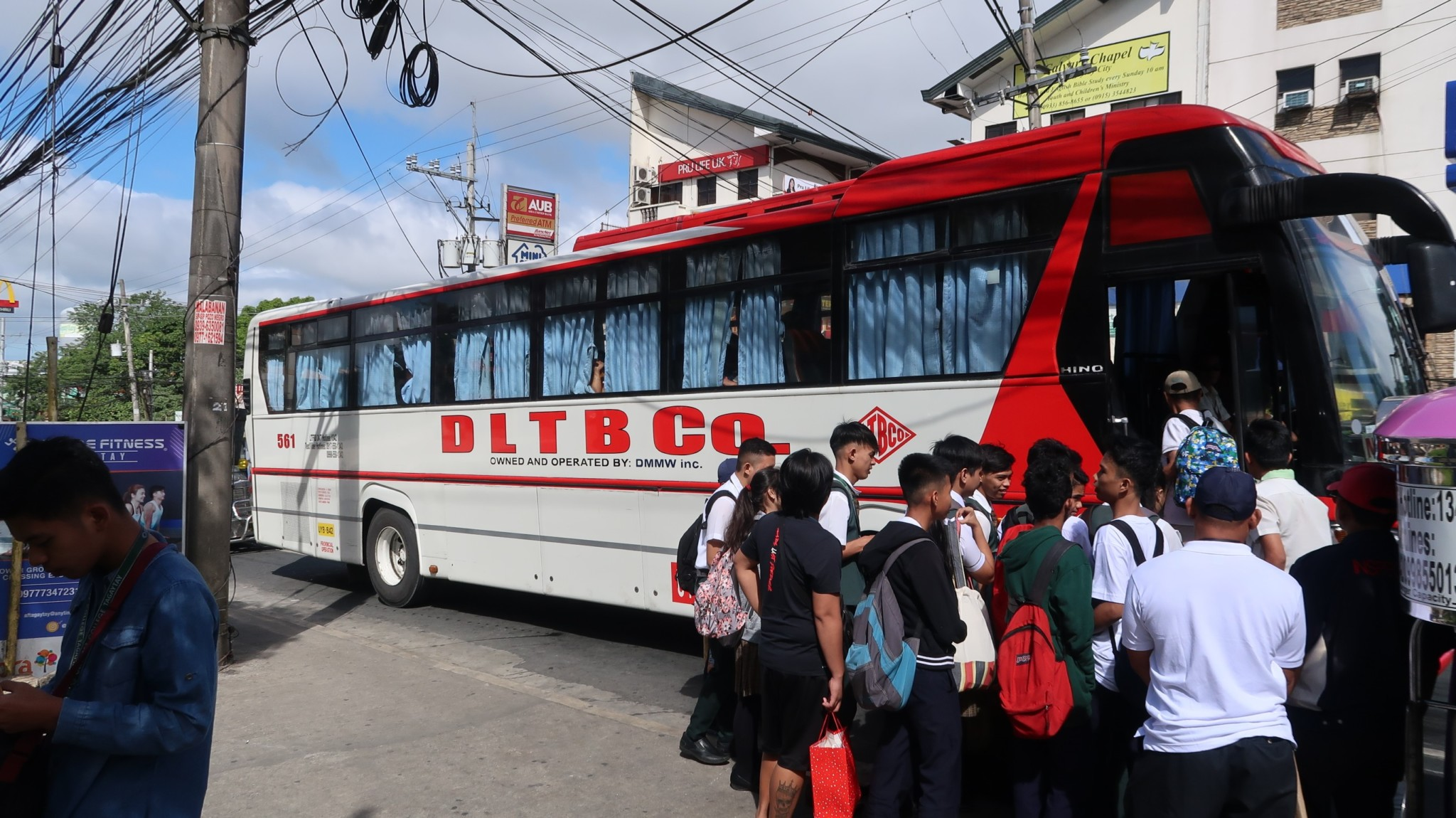 DLTB Bus