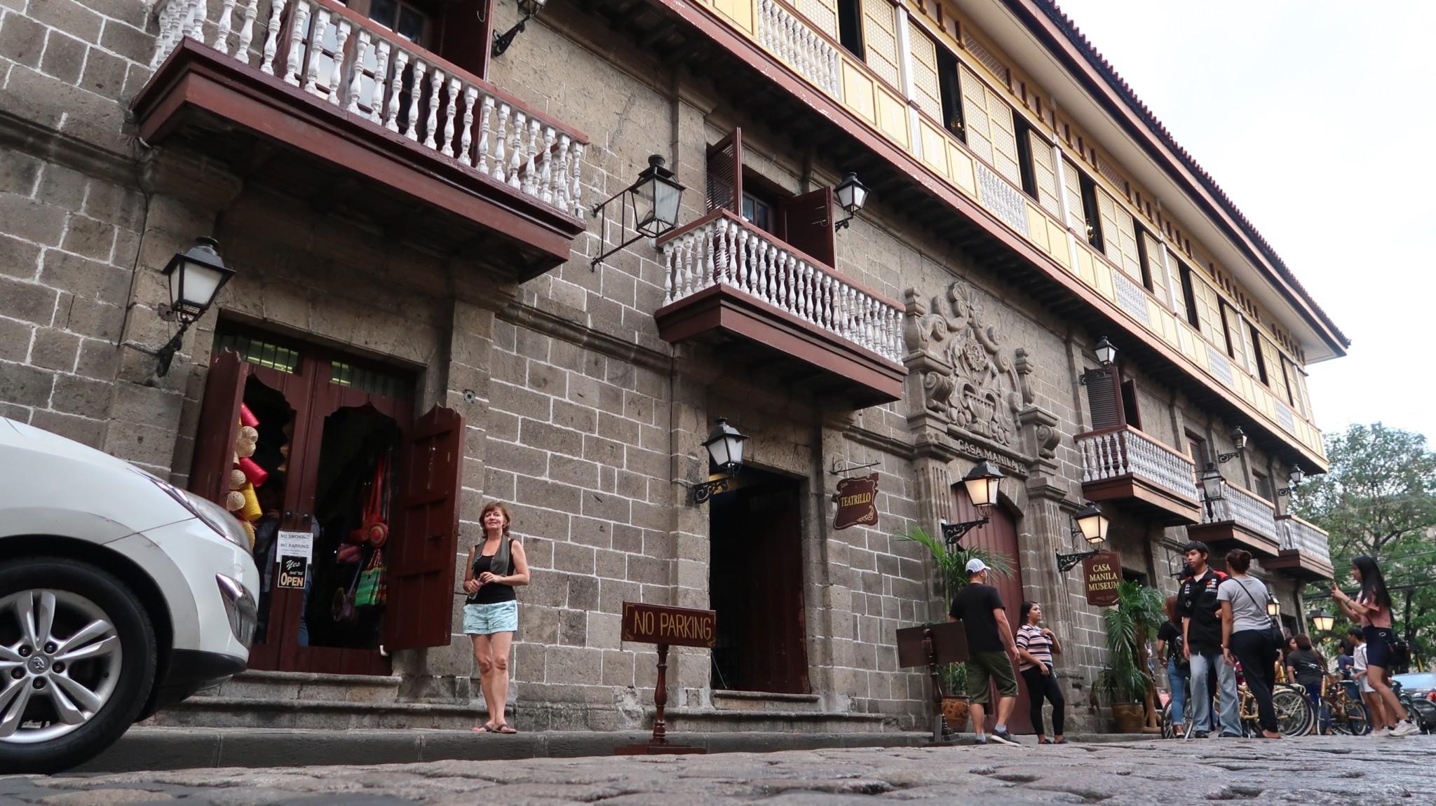 Manila Altstadt