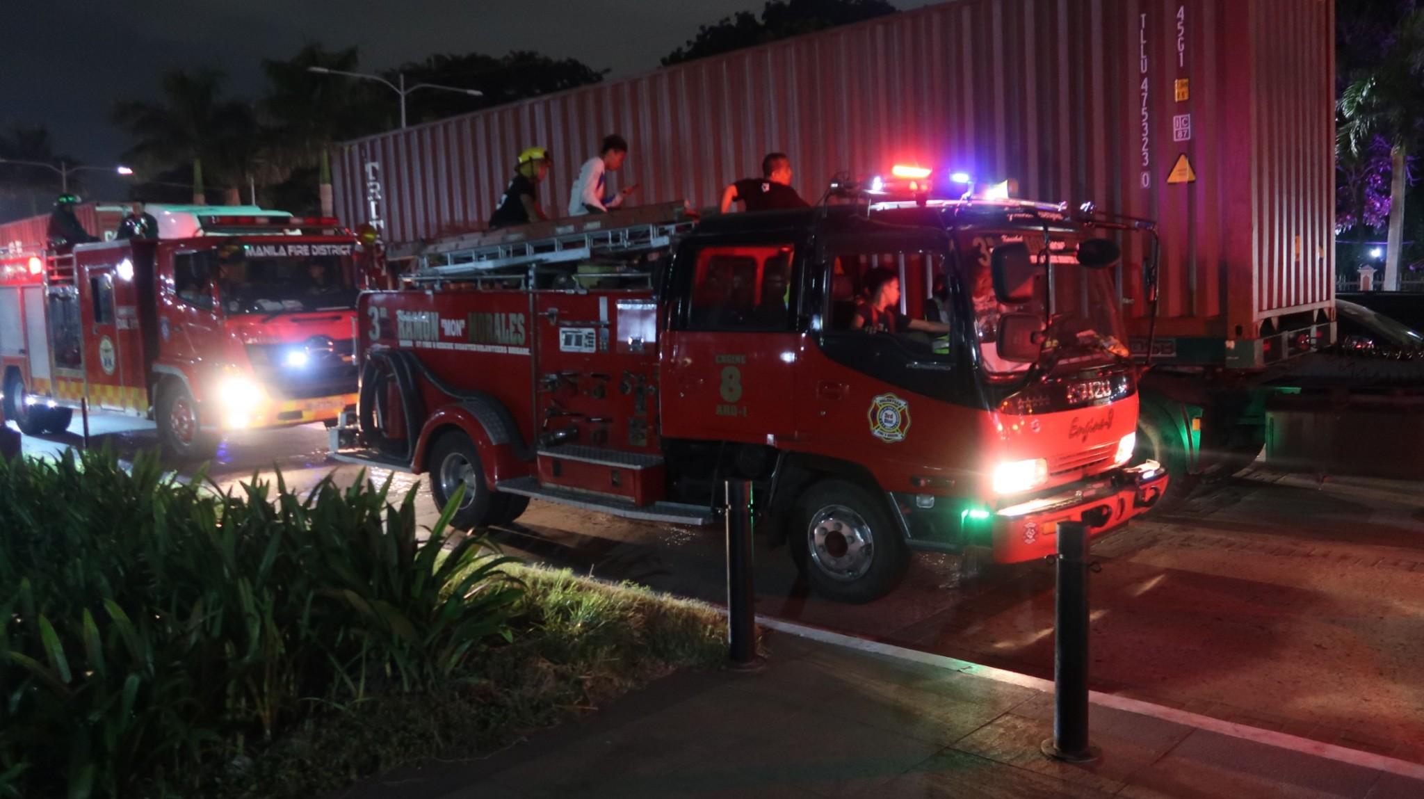 Feuerwehr Manila