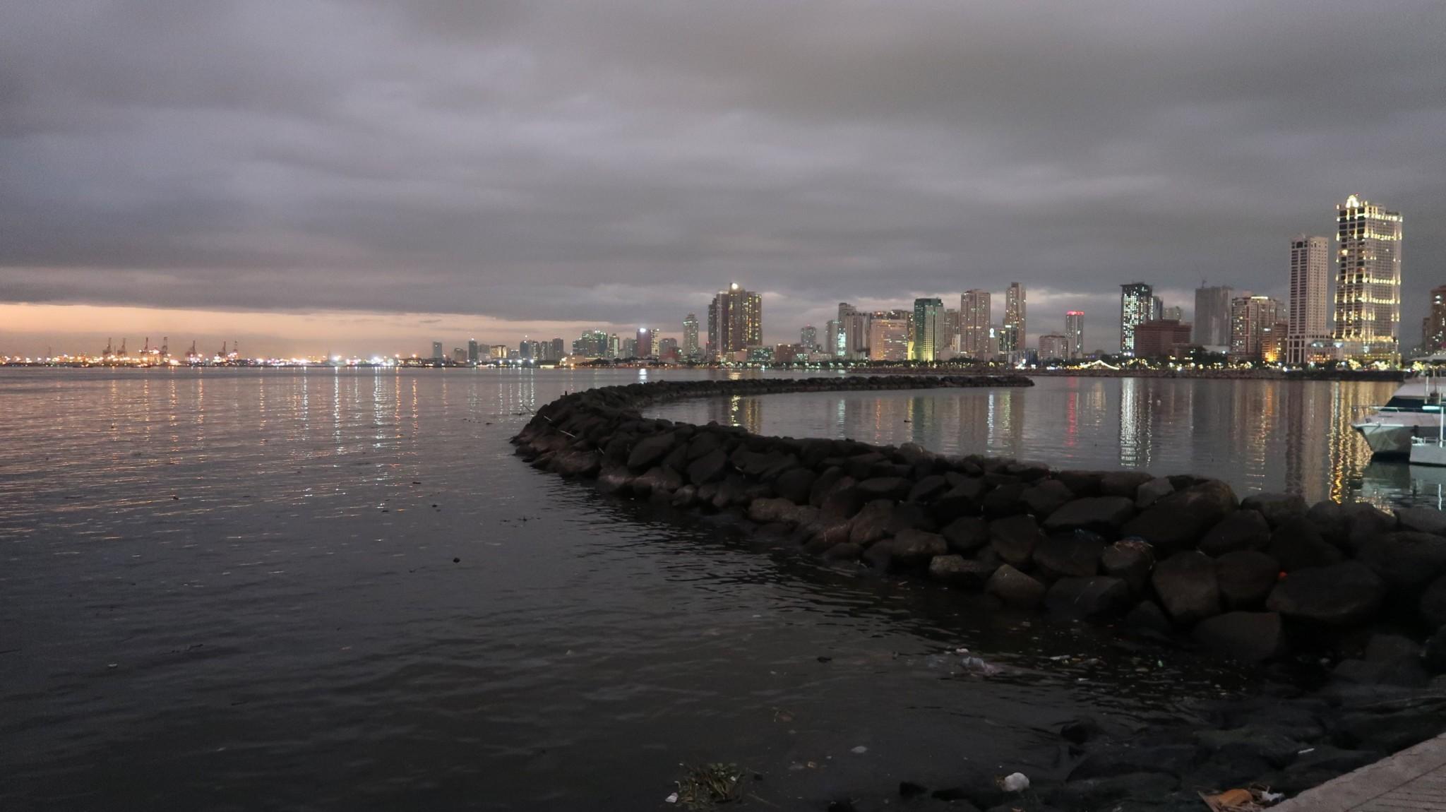 Manila Hafen