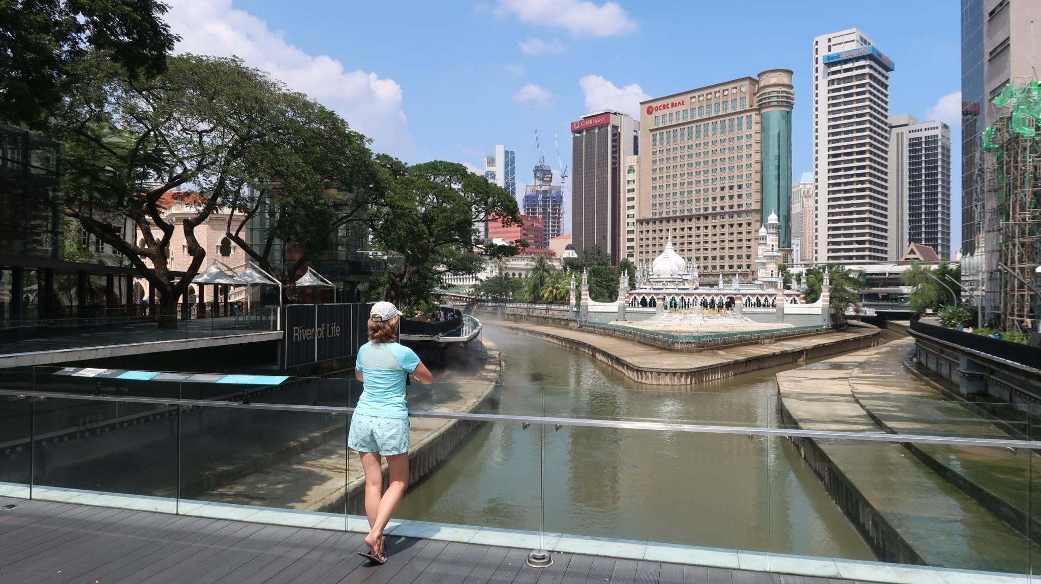 River of Life Kuala Lumpur- Reiseberichte