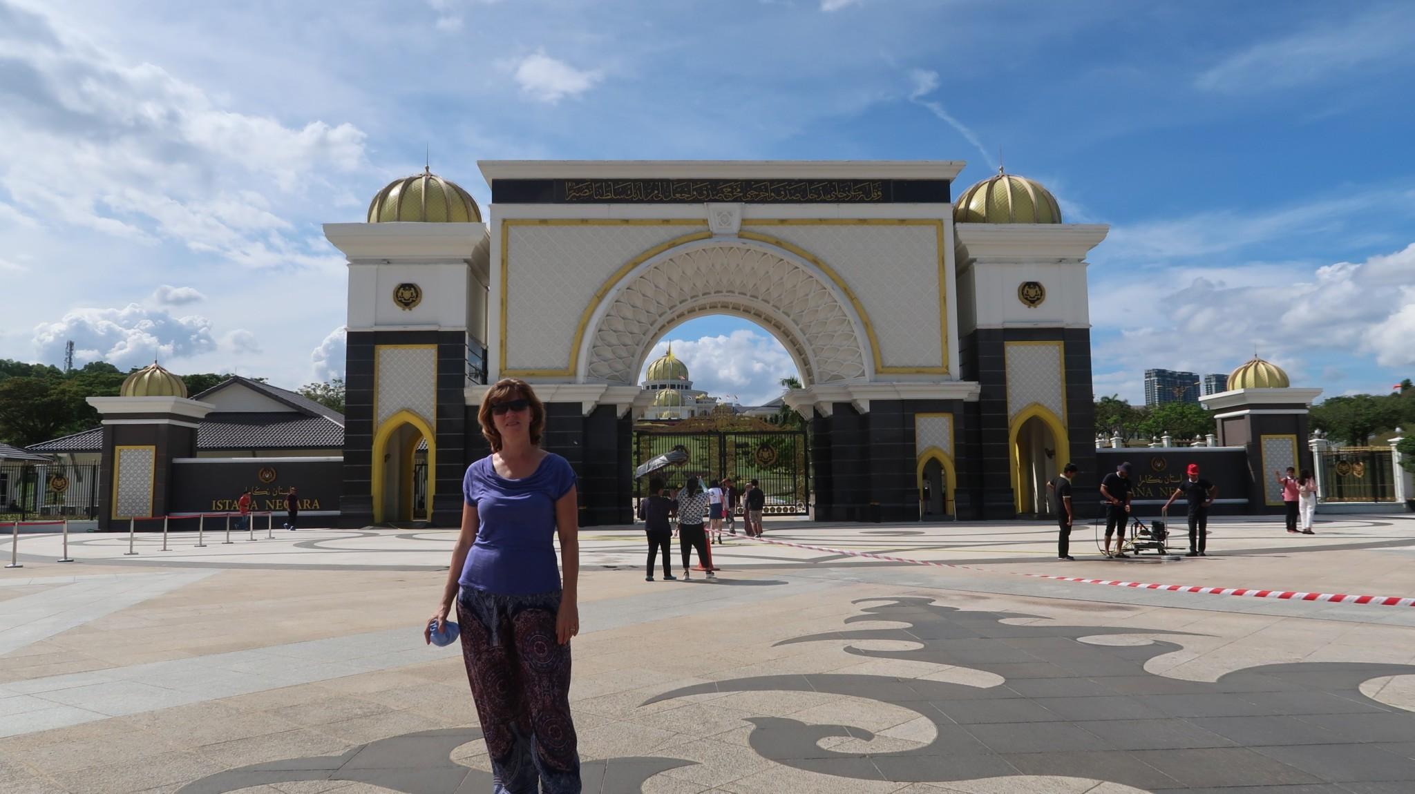 Königspalast Kualalumpur