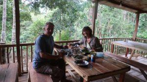Abendessen cameronhighlands