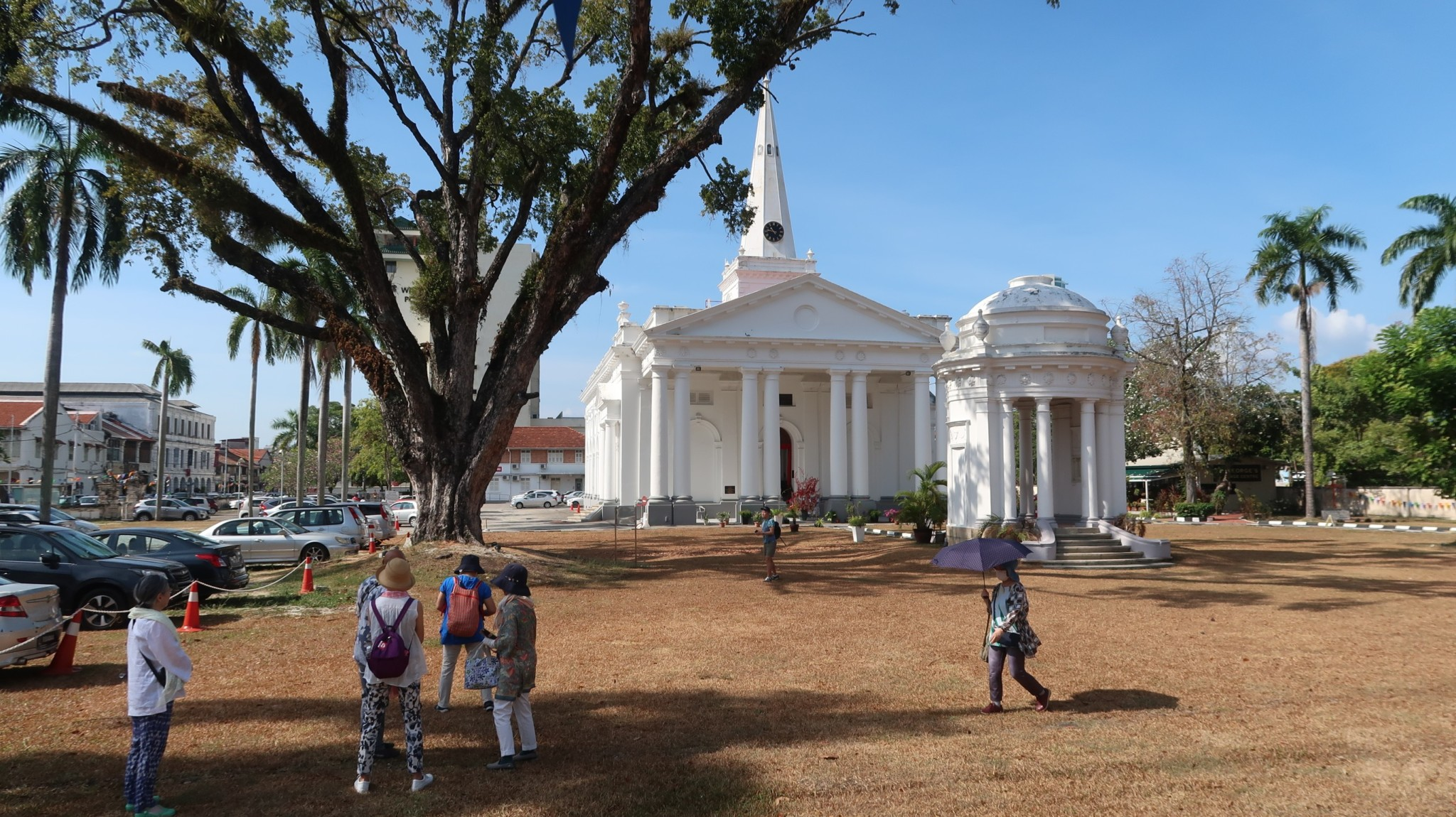 Kirche Georgetown Penang Malaysia