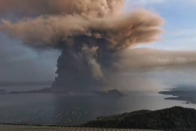 VulkaoAusbruch
