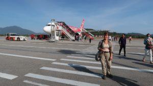 Ankunft Langkawi